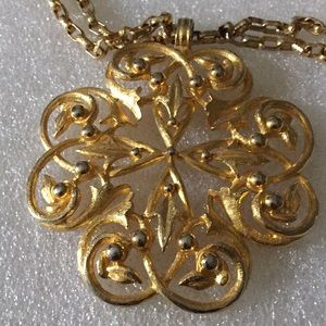 Vintage Judith Mcall necklace
